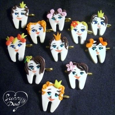 Как сделать своими руками макет зуба 29