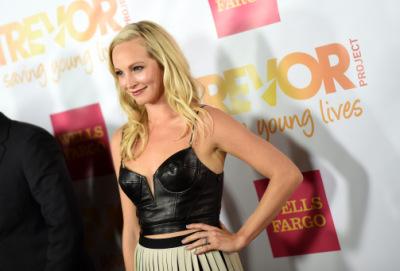 'TrevorLIVE LA' Honoring Robert Greenblatt, Yahoo And Skylar Kergil For The Trevor Project [7 декабря]