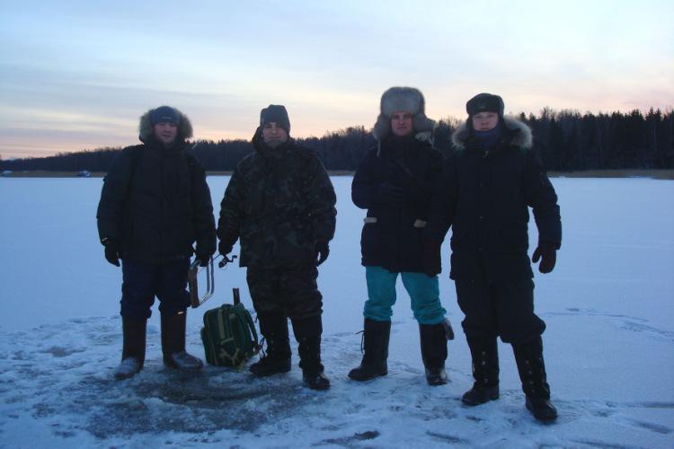 168 рыбаков