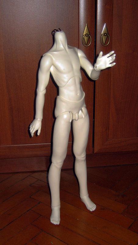 Кусурино тело — Театр гибких кукол