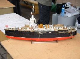 морская коллекция канонерская лодка гиляку